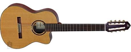 ORTEGA RCE159-8 Osmistrunná elektroakustická klasická kytara