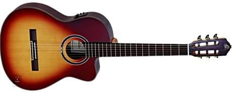 ORTEGA RCE158SN-HSB Klasická elektroakustická kytara