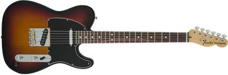 FENDER American Special Telecaster RW 3TS Elektrická kytara
