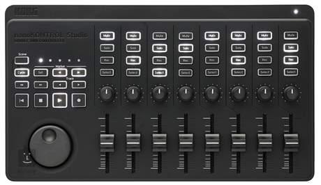KORG nanoKONTROL Studio USB/MIDI keyboard