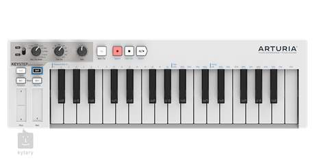 ARTURIA KeyStep USB/MIDI keyboard, sekvencer