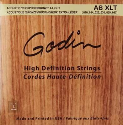 GODIN Strings Acoustic Guitar XLT Kovové struny pro akustickou kytaru