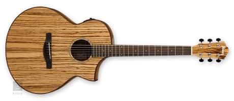 IBANEZ AEW40ZW-NT Elektroakustická kytara