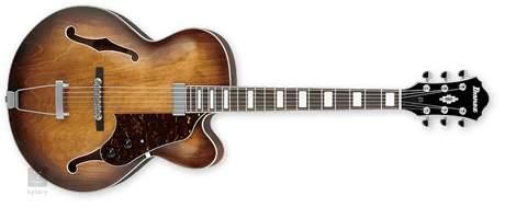 IBANEZ AF71F-TBC Semiakustická kytara