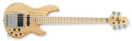 IBANEZ ATK815E-NTF Elektrická baskytara