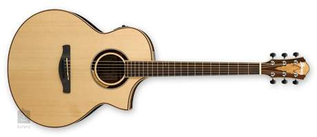 IBANEZ AEW51-NT Elektroakustická kytara