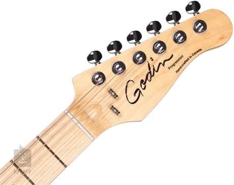 GODIN Progression Plus Trans Cream HG MN Elektrická kytara