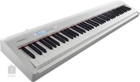 ROLAND FP-30 WH Přenosné digitální stage piano