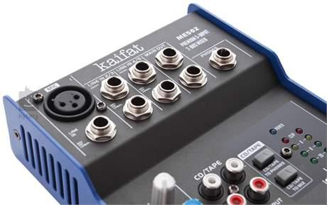 KAIFAT ME 502 Analogový mixážní pult