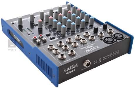 KAIFAT ME 602 Analogový mixážní pult