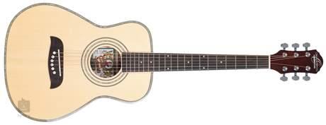 OSCAR SCHMIDT OGHS Dětská akustická kytara