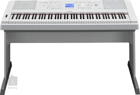 YAMAHA DGX-660 WH (použité) Přenosné digitální stage piano