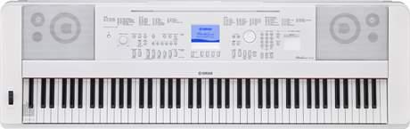 YAMAHA DGX-660 WH (rozbalené) Přenosné digitální stage piano
