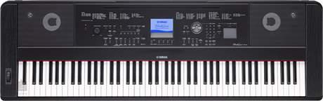 YAMAHA DGX-660 B Přenosné digitální stage piano
