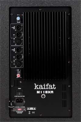 KAIFAT M 118 A Aktivní subwoofer
