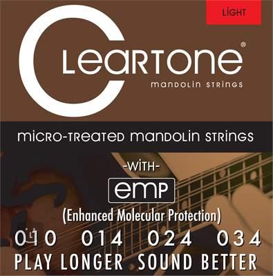 CLEARTONE 7510 Struny pro mandolínu