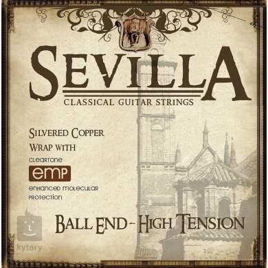 SEVILLA 8452 Nylonové struny pro klasickou kytaru