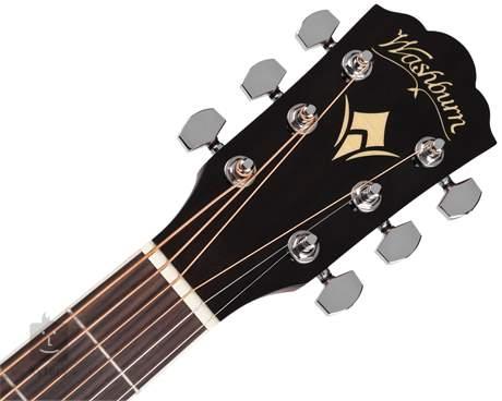 WASHBURN Heritage HF11SCE Elektroakustická kytara