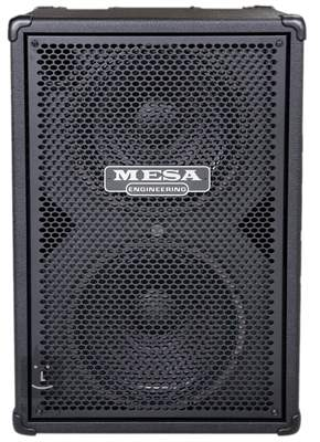 MESA BOOGIE PowerHouse 2x15 Baskytarový reprobox