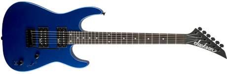 JACKSON JS12 Dinky RW MBL Elektrická kytara