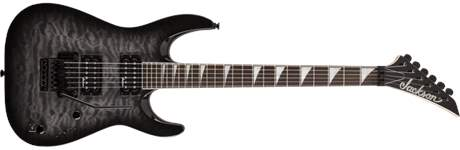 JACKSON JS32Q Dinky Arch Top RW TBK (použité) Elektrická kytara