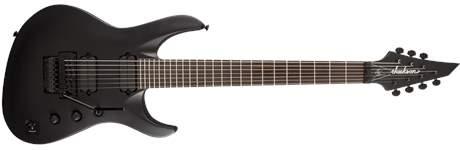 JACKSON Chris Broderick Pro Series Soloist 7 RW SB Elektrická sedmistrunná kytara