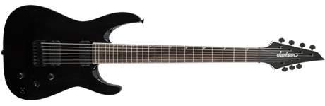 JACKSON SLATHX 3-7 Soloist RW GBK Elektrická sedmistrunná kytara