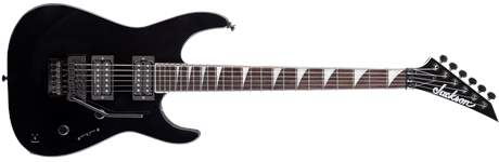 JACKSON SLX Soloist RW BK Elektrická kytara