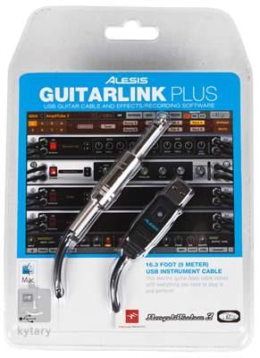 ALESIS Guitar Link Plus USB převodník