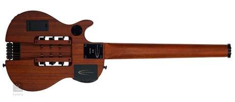 TRAVELER GUITAR Escape Mark III MAH Cestovní kytara