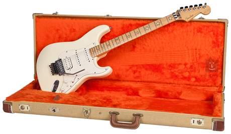 FENDER 1992 Richie Sambora Signature Elektrická kytara
