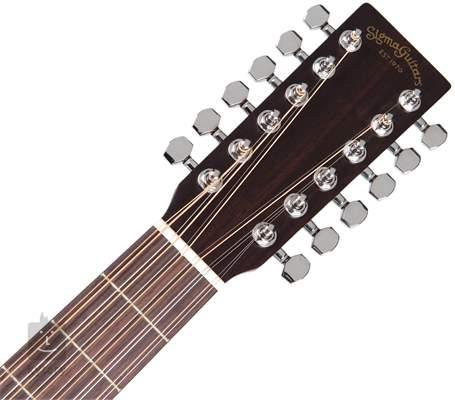 SIGMA GUITARS JR12-1STE Dvanáctistrunná akustická kytara