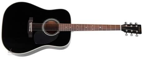 SIGMA GUITARS DM-1ST-BK Akustická kytara