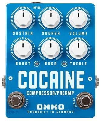 OKKO Cocaine Kytarový efekt