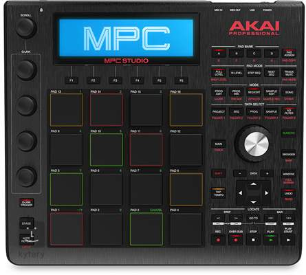AKAI MPC Studio BK USB/MIDI kontroler