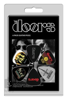 PERRI'S LEATHERS The Doors Picks II Signature trsátka