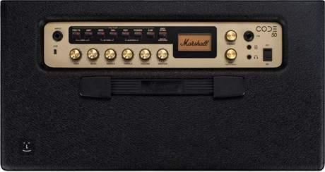 MARSHALL CODE 50 (rozbalené) Kytarové modelingové kombo