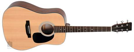SIGMA GUITARS SDM-ST Akustická kytara