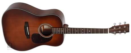 SIGMA GUITARS DM-1ST-BR Akustická kytara
