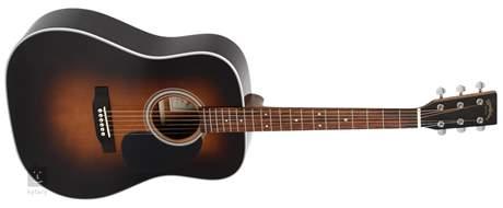 SIGMA GUITARS DR-1ST-SB Akustická kytara