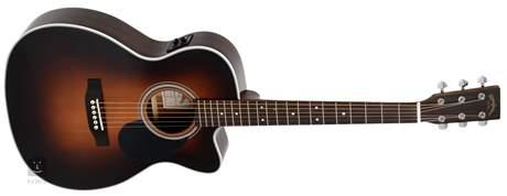 SIGMA GUITARS OMRC-1STE-SB Elektroakustická kytara