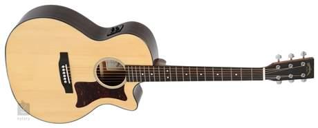 SIGMA GUITARS GRC-1STE Elektroakustická kytara