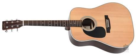 SIGMA GUITARS DR-28L Levoruká akustická kytara