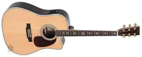 SIGMA GUITARS DRC-41E Elektroakustická kytara