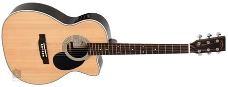 SIGMA GUITARS OMRC-28E Elektroakustická kytara