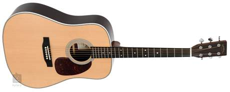 SIGMA GUITARS SDR-28H Akustická kytara
