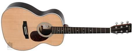 SIGMA GUITARS SOMR-28H Akustická kytara