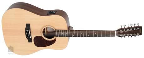 SIGMA GUITARS DM12E (použité) Dvanáctistrunná elektroakustická kytara