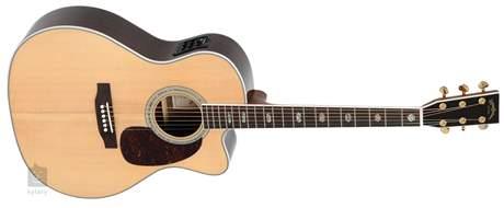 SIGMA GUITARS JRC-40E Elektroakustická kytara