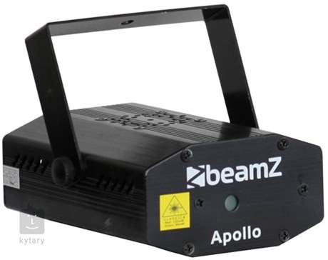 BEAMZ Multipoint Laser 170 mW RG Laser
